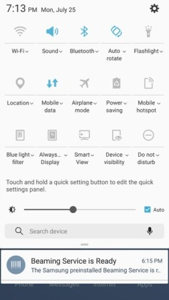 Download Pure Note 7 ROM Port For Galxy S5 Screenshots