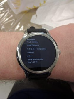 Fossil-Watch-Update-Wear-1.5 OTA Update