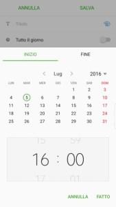 Note UX Project Grace Calendar App and widgets