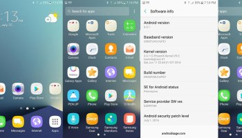 Install Best Galaxy S7 Ported ROMS for Samsung Note 5 and S6