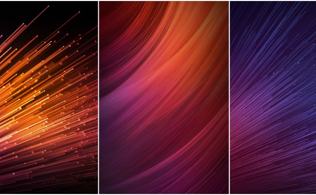 Xiaomi Redmi Pro And Mi Notebook Air Stock Wallpapers Plus