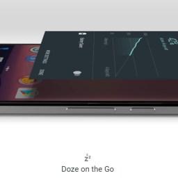 doze mode on the go