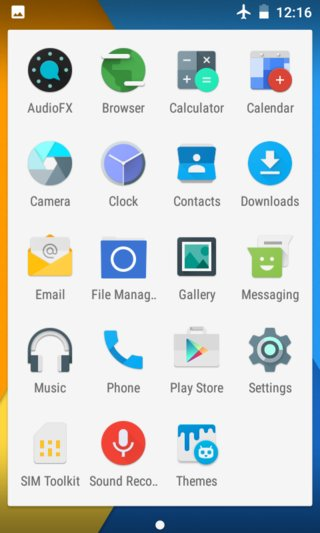 official cyanogenmod 13 screenshots for oneplus 3 2