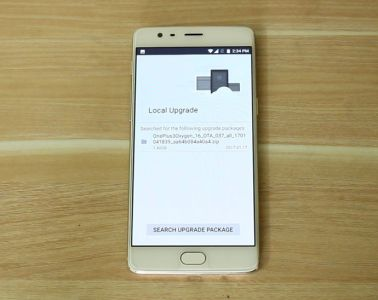 How to switch between Oxygen OS 4.0 and Open Beta via Android App on OnePlus 3-3T