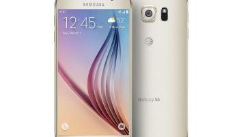 Download] Latest AT&T Galaxy S6 Nougat OTA G920AUCU5EQB8
