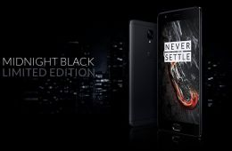 Download OnePlus 3T Midnight Black stock wallpaper