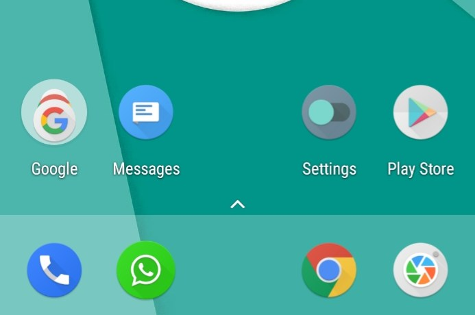 Download latest OnePlus Launcher 2.0 with new design and round icons APK available
