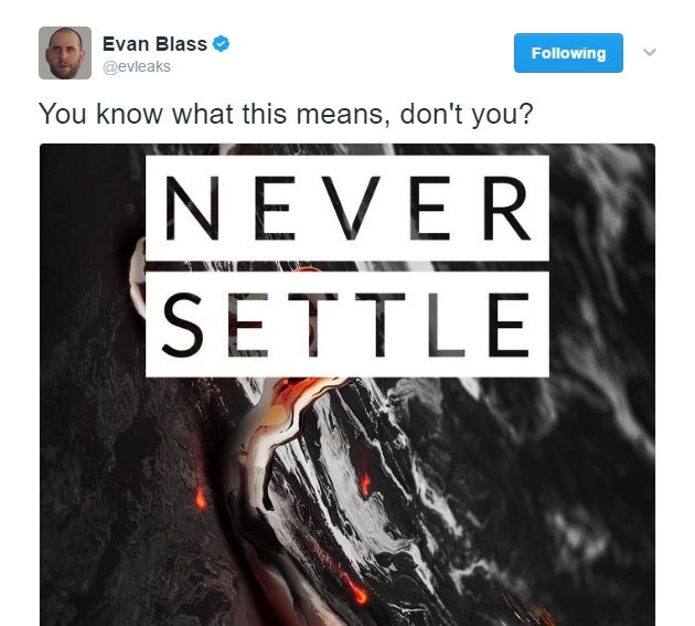 Evan Blass on Twitter_ next OnePlus 5 device