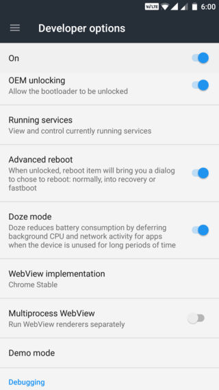 How to enable oem unlock on developer optons oneplus 3-3t