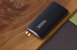 Moto X Style Android 7.0 Nougat