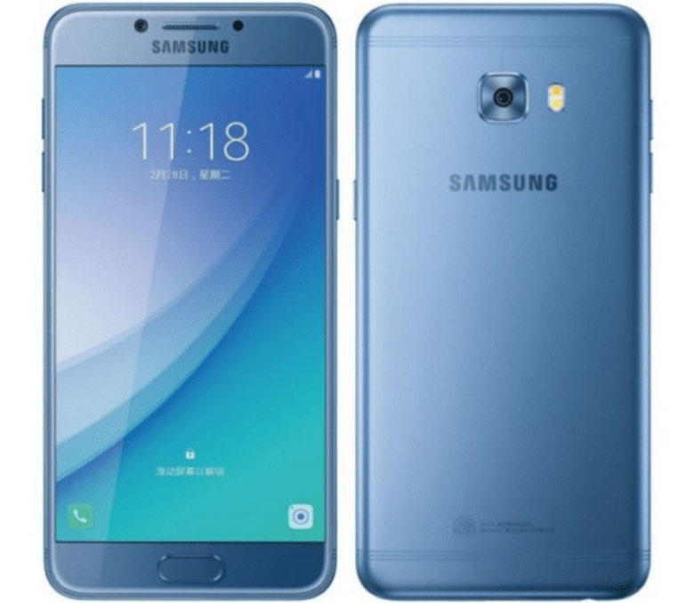 Samsung Galaxy C5 Pro front_androidsage