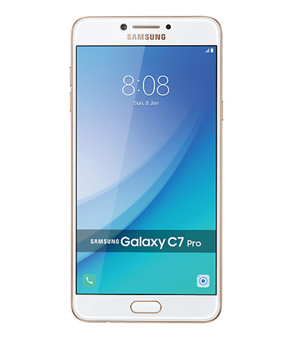 Samsung Galaxy C7 Pro front_androidsage