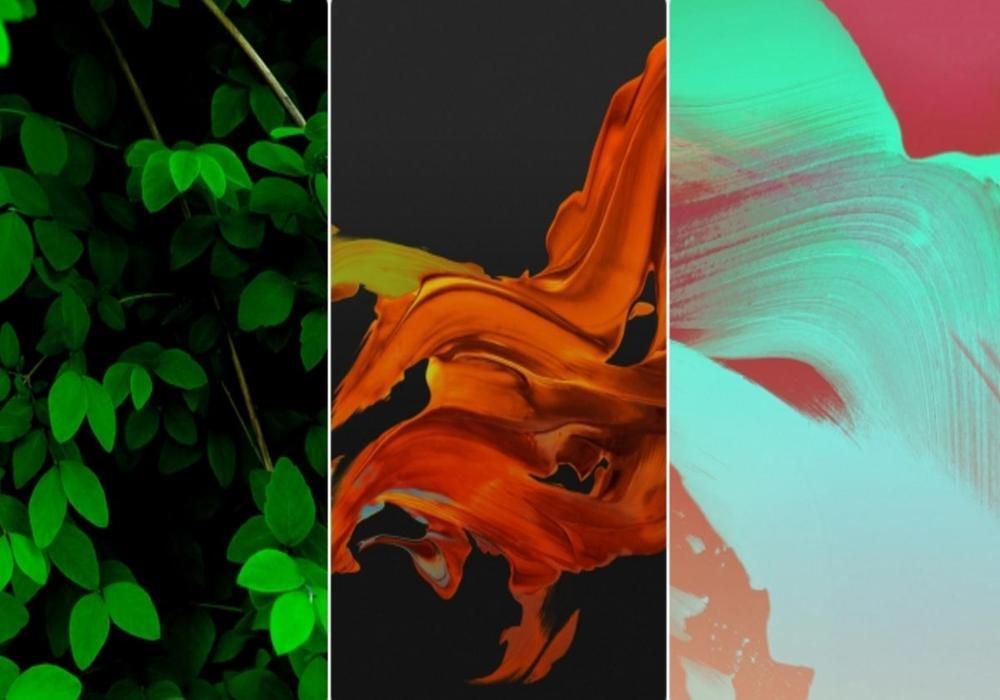 Sony Xperia XZ Premium Stock Wallpapers 1