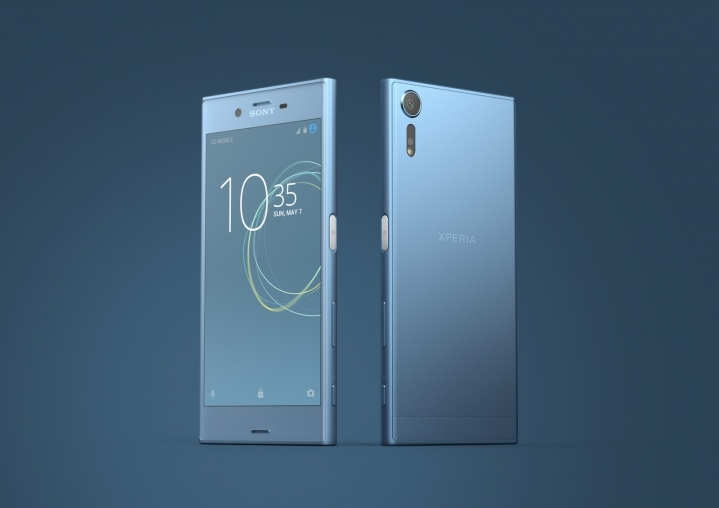 sony xperia XZs stock wallpaper1