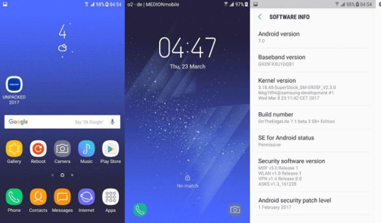 Download and Install Galaxy S8 (Plus) ROM Port onto Samsung Galaxy S7 and S7 Edge