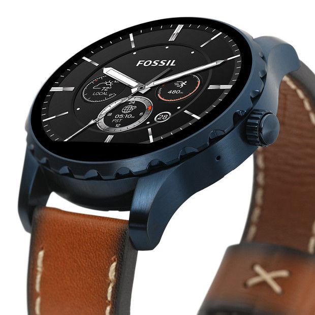 Fossil Q MARSHAL and Q FOUNDER receives Android Wear 2.0 updateOTA Download