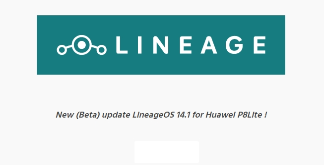 How to Install Lineage OS 14.1 onto Huawei P8 (Lite) based on Android 7.1.2 Nougat