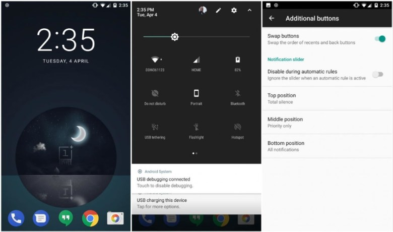 Lineage OS 14.1 based on Android 7.1.2 Nougat for OnePlus 2.jpg ‎- Photos 2017-04-07 18.32.44