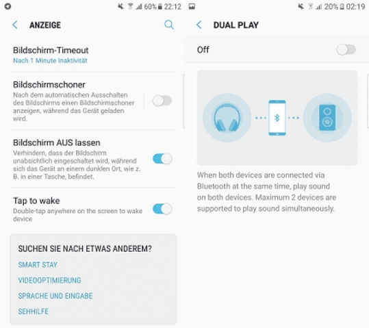 Samsung Galaxy S8 features and UX