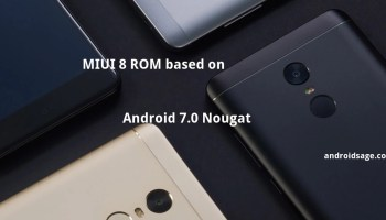 Download Android 7 1 1 Nougat MIUI 9 ROM for Xiaomi devices