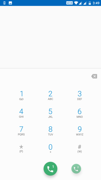 Open Beta 15 for OnePlus 3 and Beta 6 for OnePlus 3T dialer