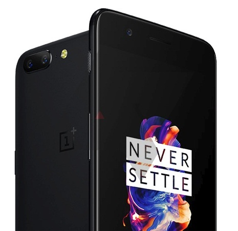 OnePlus 5 design and style