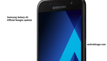 Samsung Galaxy A3 Starts Receiving Android 70 Nougat