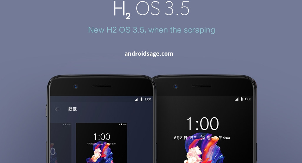 Hydrogen OS H2OS 3.5 released for OnePlus 5 3-3t- Is it Android 7.1.1 Nougat
