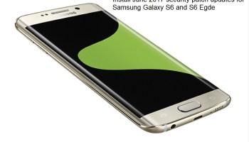 Download Galaxy S6/S6 Edge Nougat stock firmware Odin files