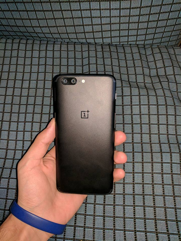 OnePlus 5 hands on images