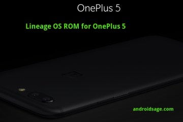 Download and Install One Plus 5 LineageOS 14.1 based on Android 7.1.1 Nougat