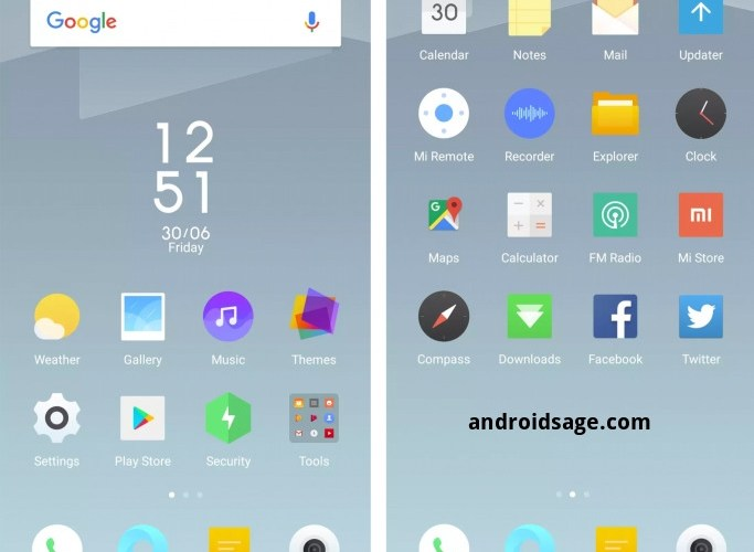 Download and install MIUI 8 Global based on Android 7.0 Nougat for Oneplus 3-3T