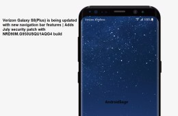 Install July security update for Galaxy S8 and S8 Plus with NRD90M.G950USQU1AQG4 build