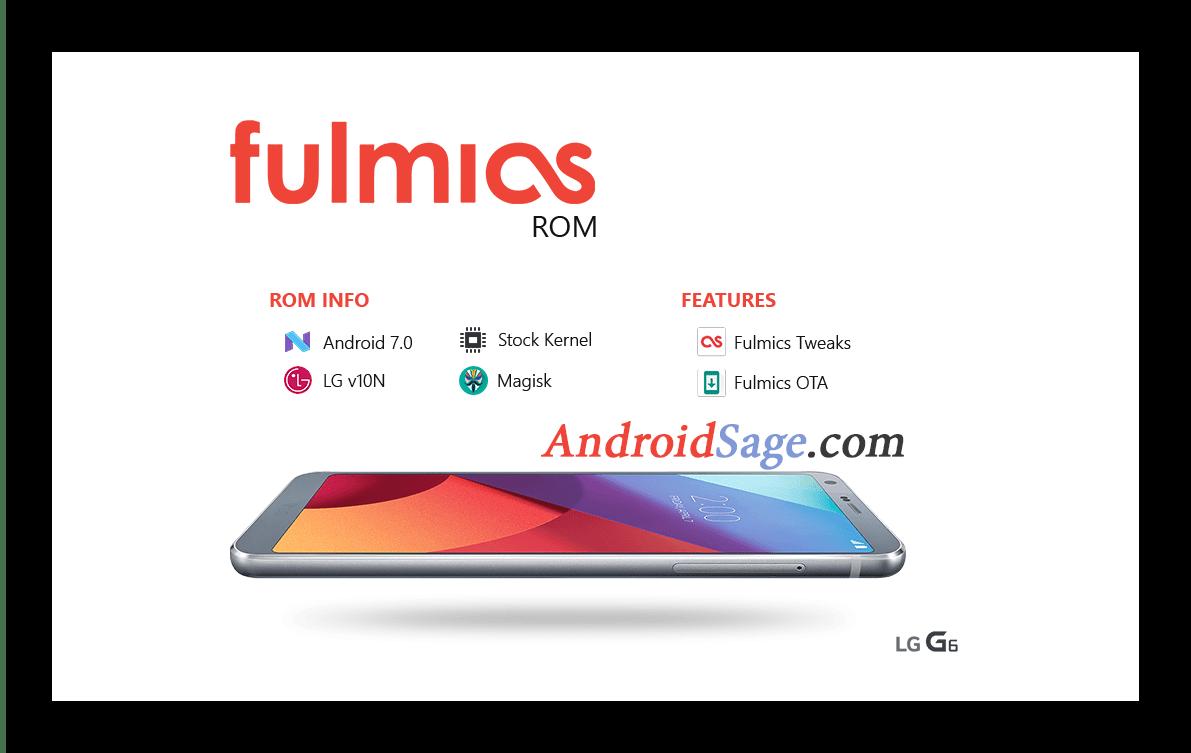 LG G6 Fulmics
