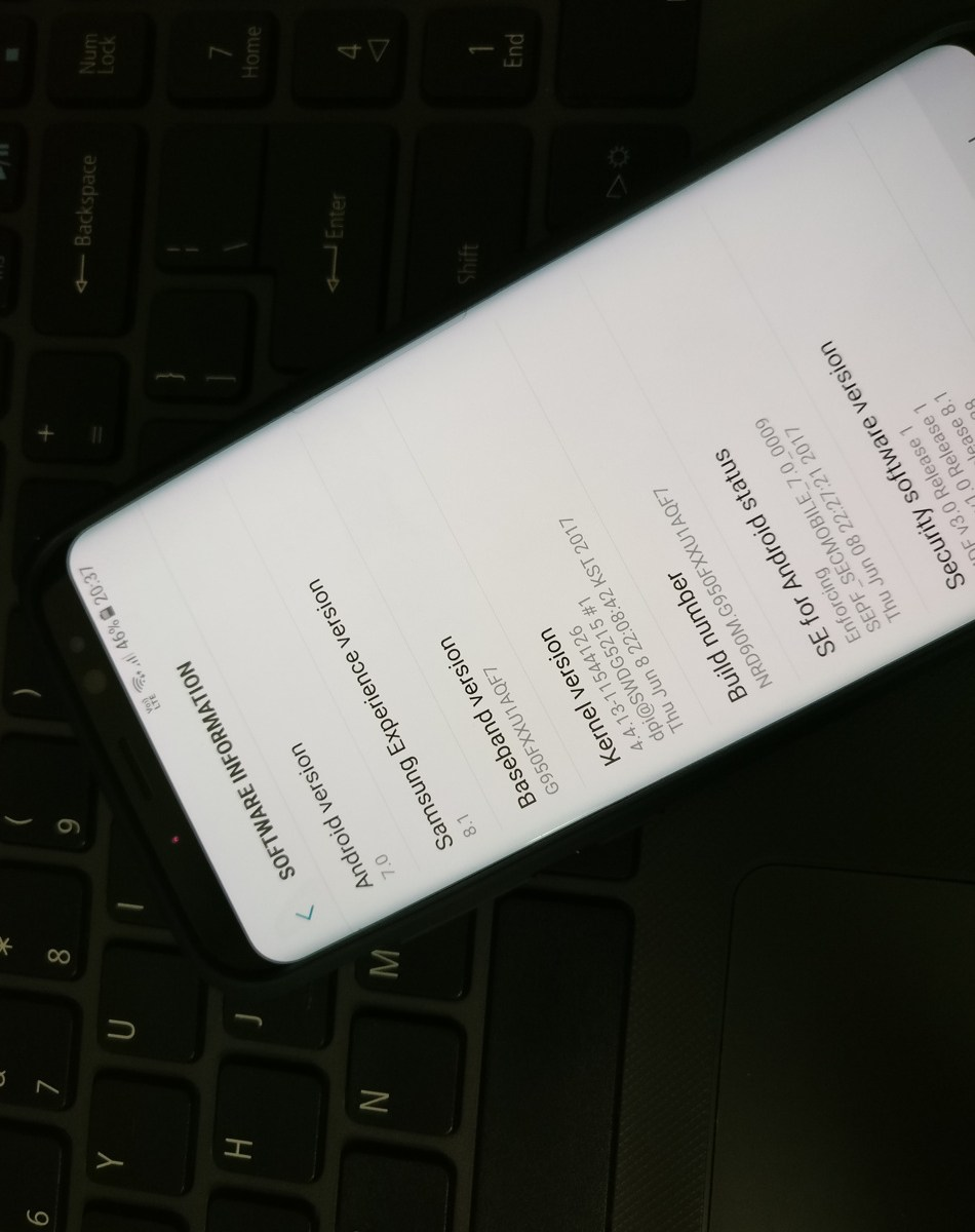 List of Samsung Galaxy CSC Country Specific code for country or region1