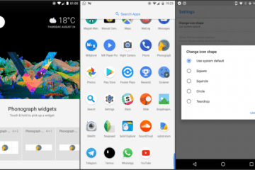 Download Latest Pixel Launcher 2.1 Based on Android 8.0 Oreo [APK Download]