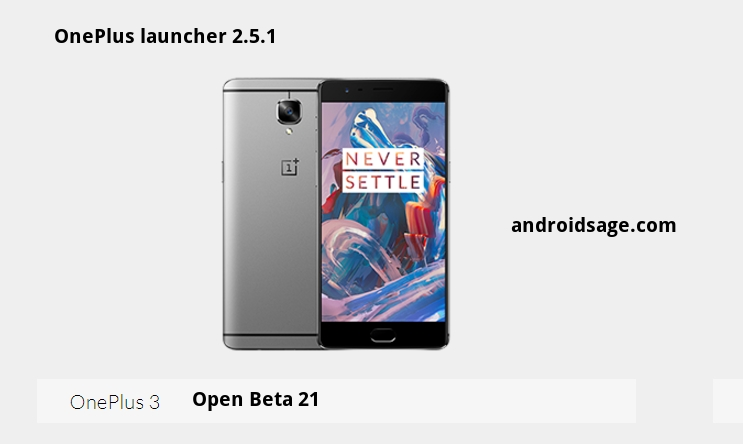 Downloads Oxygen OS Open beta 21-12 brings new launcher and no July 2017 security update