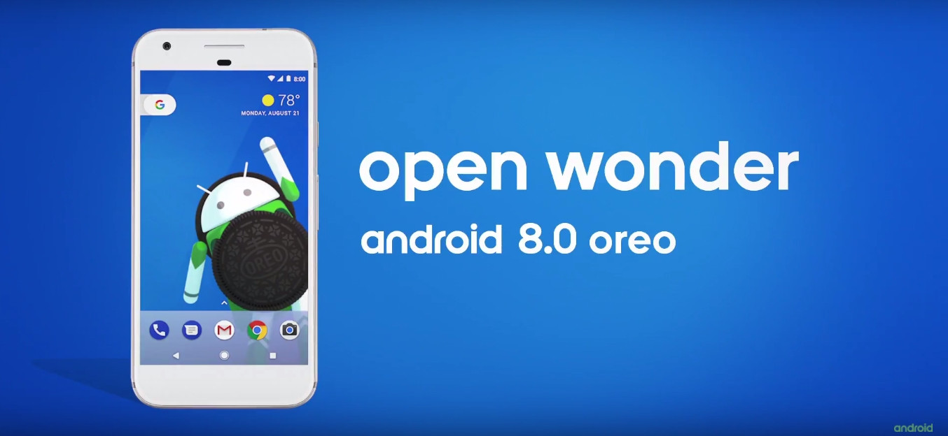 Android 8.0 Oreo downloads