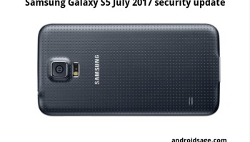 T-Mobile Galaxy S5 SM-G900T Gets G900TUVU1GPE1 Android 6 0 1
