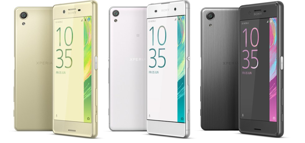 September 2017 security update for Xperia XZ/X Performance
