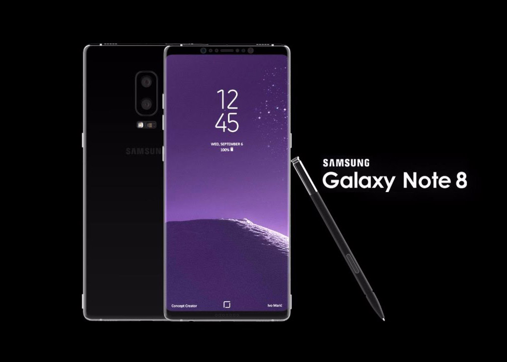 August 2017 Security Update for Galaxy Note 8