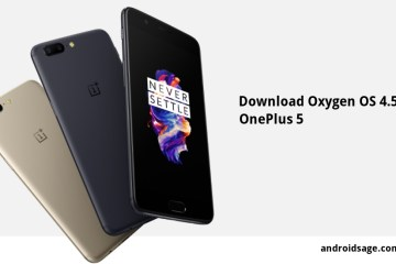 Download and install OnePlus 5 Oxygen OS 4.5.11 features September 2017 Security Patch