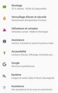 Sony Xperia XZ Premium 47.1.A.3.254 Oreo update screenshot4