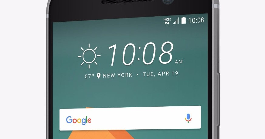 October security patch for Verizon HTC 10