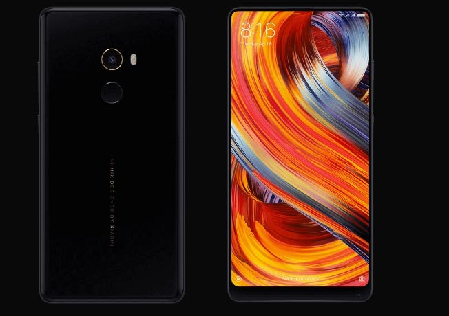 MIUI 9 Global stable ROM for Mi Mix 2