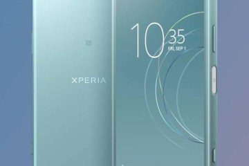 November security patch for Xperia XZ1 Compact