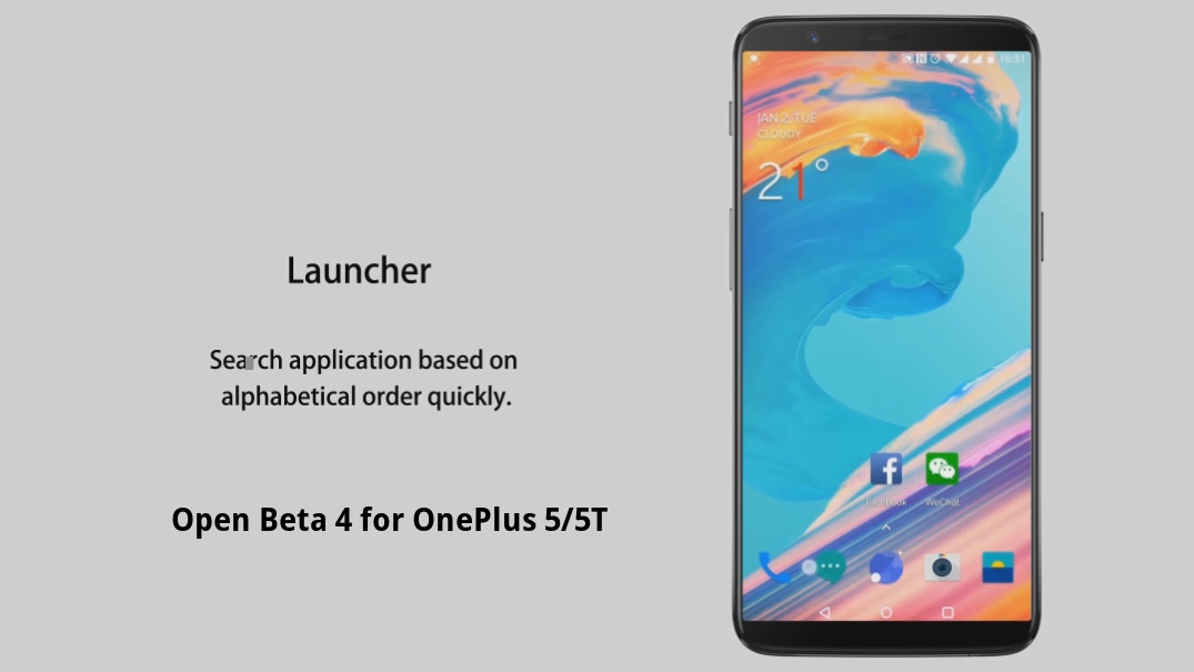 Download and install OxygenOS Open Beta 4 for OnePlus 5 and 5T