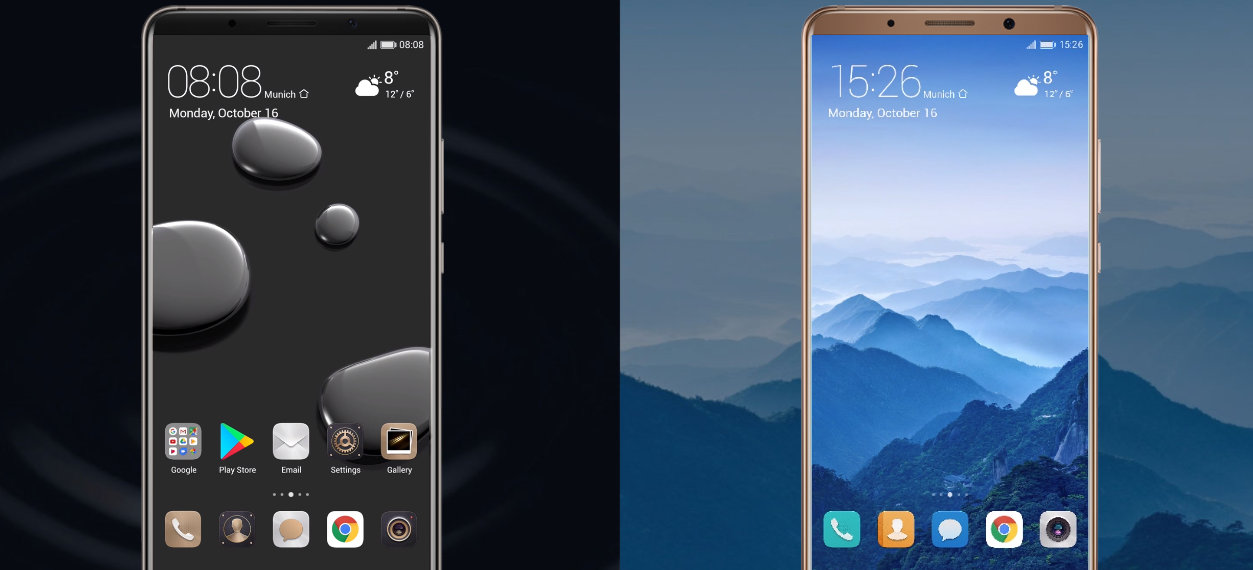 Download and install Android 8.0 Oreo EMUI 8.0 for Huawei P10 Plus Lite