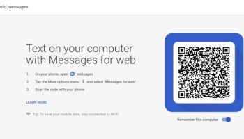 Download Android Messages Desktop app for Windows, Mac OS, Linux