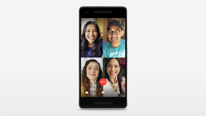 Download Latest WhatsApp APK to get Group Calling for Voice and Video chats